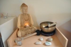 Klangschalen Massage Herschbach